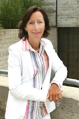 Genèvel, le 08.08.2007.Mme Fabienne Bugnon, directrice du bureau de l'égalité et membre du parti des verts.© J.-P. Di Silvestro..