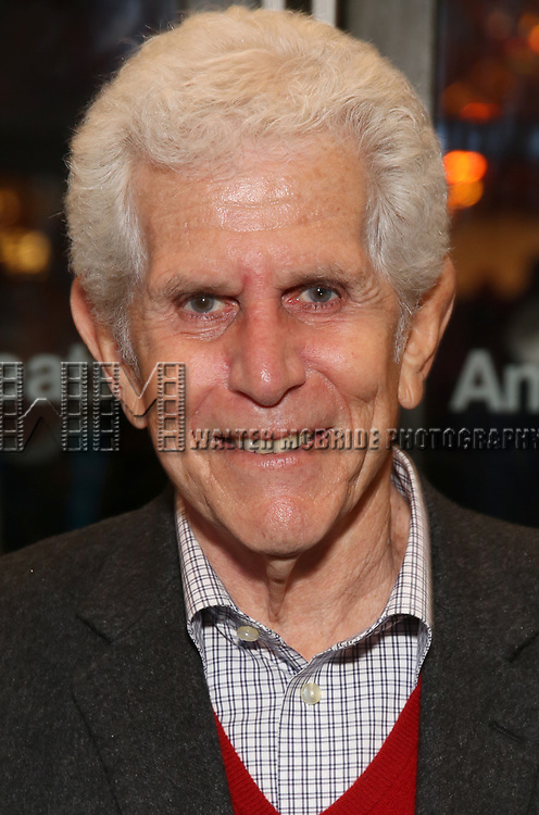 """Tony Roberts Attends the Broadway Opening Night of """"All My Sons"""" at The American Airlines Theatre on April 22, 2019  in New York City."""