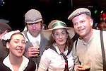 """Janet Mulroy, Monasterboice, Michael Gerrard, Meadowview, Nicola Gerrard, Castle Manor and Paul Haggins, Donore Road at """"The Quiet Man"""" night in McPhails..Picture Paul Mohan Newsfile"""