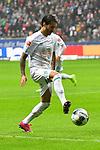 06.10.2019, Commerzbankarena, Frankfurt, GER, 1. FBL, Eintracht Frankfurt vs. SV Werder Bremen, <br /> <br /> DFL REGULATIONS PROHIBIT ANY USE OF PHOTOGRAPHS AS IMAGE SEQUENCES AND/OR QUASI-VIDEO.<br /> <br /> im Bild: Leonardo Bittencourt (SV Werder Bremen #10)<br /> <br /> Foto © nordphoto / Fabisch