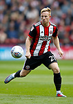 Mark Duffy of Sheffield Utd during the Championship match at Bramall Lane Stadium, Sheffield. Picture date 16th September 2017. Picture credit should read: Simon Bellis/Sportimage