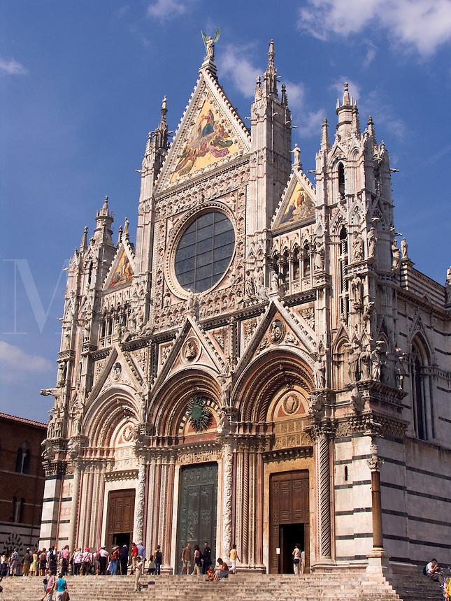 Duomo, Siena, Ital