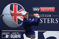 Martin Kaymer (GER) on the 12th tee during Round 1of the Sky Sports British Masters at Walton Heath Golf Club in Tadworth, Surrey, England on Thursday 11th Oct 2018.<br /> Picture:  Thos Caffrey | Golffile<br /> <br /> All photo usage must carry mandatory copyright credit (© Golffile | Thos Caffrey)