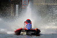 Jeff Shepherd, (#38) NO WAKE SPEED!    (Formula 1/F1/Champ class)