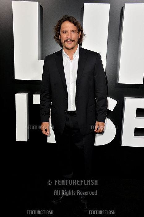 "LOS ANGELES, CA. September 13, 2018: Sergio Peris-Mencheta at the premiere for ""Life Itself"" at the Cinerama Dome.<br /> Picture: Paul Smith/Featureflash"
