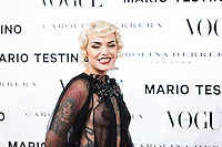 Vinila Von Bismarck at Vogue December Issue Mario Testino Party