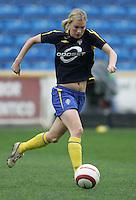 MAR 15, 2006: Faro, Portugal:  Hanna Marklund