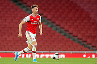 Rob Holding of Arsenal in action during Arsenal Under-23 vs Everton Under-23, Premier League 2 Football at the Emirates Stadium on 23rd August 2019