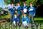 St Michaels College, Listowel : Students from St. Michael's College, Listowel who received their junior Cert results on Wednesday morning last. Front : Luke Norgrove & Vincent McVeigh. Bcak : Conor Kennelly, Jason Kenny, Iarla O'Mahony & Michael Grimes.