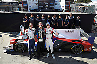 #38 Performance Tech Motorsports ORECA LMP2, LMP2: Cameron Cassels, Kyle Masson, team
