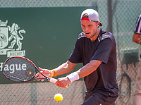 The Hague, Netherlands, 17 July, 2017, Tennis,  The Hague Open, Sem Verbeek (NED)<br /> Photo: Henk Koster/tennisimages.com