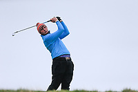 Robert Brazill (Naas) during the SF of matchplay at the 2018 West of Ireland, in Co Sligo Golf Club, Rosses Point, Sligo, Co Sligo, Ireland. 03/04/2018.<br /> Picture: Golffile | Fran Caffrey<br /> <br /> <br /> All photo usage must carry mandatory copyright credit (&copy; Golffile | Fran Caffrey)