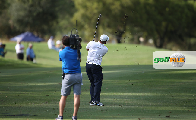 Merrick Bremner (RSA) plays to the 17th during Round Three of the Tshwane Open 2015 at the Pretoria Country Club, Waterkloof, Pretoria, South Africa. Picture:  David Lloyd / www.golffile.ie. 14/03/2015