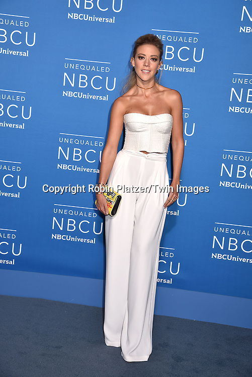 Fernanda Castillo attends the NBCUNIVERSAL 2017 UPFRONT on May 15, 2017 at Radio City Music Hall in New York, New York, USA.<br /> <br /> photo by Robin Platzer/Twin Images<br />  <br /> phone number 212-935-0770
