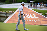 Thomas Pieters (BEL) departs 13 during round 3 of the World Golf Championships, Dell Technologies Match Play, Austin Country Club, Austin, Texas, USA. 3/24/2017.<br /> Picture: Golffile | Ken Murray<br /> <br /> <br /> All photo usage must carry mandatory copyright credit (&copy; Golffile | Ken Murray)