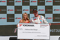 Race 1, Yokohama Hard Charger Award