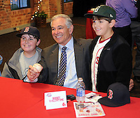 01.23.2012 - MiLB Greenville Drive Hot Stove