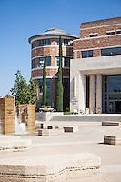 Attallah Piazza at Chapman University in Orange County California