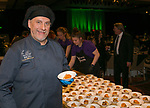 Chef Ivano Centemeri during Big Chefs Big Gala at the Grand Sierra Resort in Reno, Nevada on Saturday, April 13, 2019.