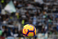 Serie A winter ball is seen before the Serie A 2018/2019 football match between SS Lazio and Spal at stadio Olimpico, Roma, November 04, 2018 <br />  Foto Andrea Staccioli / Insidefoto