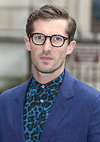 Gwilym Lee at the Royal Academy Of Arts Summer Exhibition Preview Party 2019, at the Royal Academy, Piccadilly, London on June 4th 2019<br /> CAP/ROS<br /> ©ROS/Capital Pictures