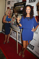 Gloria Kisel, Sofia Milos<br /> at &quot;The Brentwood Connection&quot; Screening, Raleigh Studios, Los Angeles, 09-20-13<br /> David Edwards/Dailyceleb.com 818-249-4998