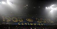 Calcio, Serie A: Inter - Napoli, Milano, stadio Giuseppe Meazza (San Siro), 11 marzo 2018.<br /> General view of Inter supporters before the Italian Serie A football match between Inter Milan and Napoli at Giuseppe Meazza (San Siro) stadium, March 11, 2018.<br /> UPDATE IMAGES PRESS/Isabella Bonotto