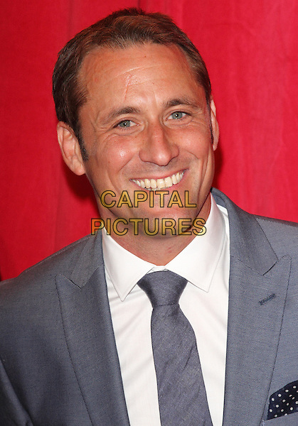 LONDON, ENGLAND - MAY 24:  Nick Pickard attends the British Soap Awards at Hackney Empire on May 24, 2014 in London, England<br /> CAP/ROS<br /> &copy;Steve Ross/Capital Pictures