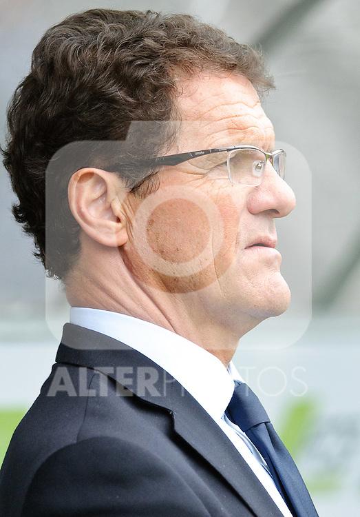 30.05.2010, UPC Arena, Graz, AUT, WM Vorbereitung, Japan vs England, im Bild Fabio Capello, Teamchef England, EXPA Pictures © 2010, PhotoCredit: EXPA/ S. Zangrando
