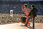 Rollings Stones, Day on the Green, Oakland; July 1978<br /> Photo Credit: Baron Wolman\AtlasIcons.com