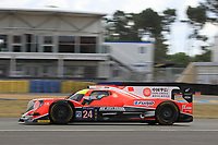 #24 CEFC MANOR TRS RACING (CHN) ORECA 07 GIBSON LMP2 TOR GRAVES (GBR) JEAN ERIC VERGNE (FRA) JONATHAN HIRSCHI (CHE)