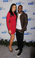 LOS ANGELES, CA - DECEMBER 03: Jordin Sparks and Jason Derulo attend the KIIS FM's Jingle Ball 2012 held at Nokia Theatre LA Live on December 3, 2012 in Los Angeles, California.PAP1212JP341
