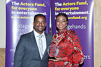 LOS ANGELES - DEC 3: Alfonso Ribeiro, Tatyana Ali at The Actors Fund's Looking Ahead Awards at the Taglyan Complex on December 3, 2015 in Los Angeles, California