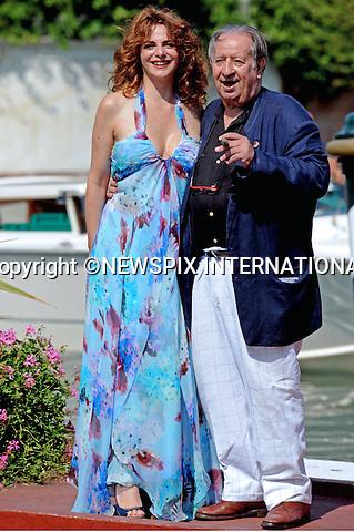 "CATERINA VARZI AND TINTO BRASS.at the  66th Venice Film Festival , Venice_10/09/2009.Mandatory Credit Photo: ©NEWSPIX INTERNATIONAL..**ALL FEES PAYABLE TO: ""NEWSPIX INTERNATIONAL""**..IMMEDIATE CONFIRMATION OF USAGE REQUIRED:.Newspix International, 31 Chinnery Hill, Bishop's Stortford, ENGLAND CM23 3PS.Tel:+441279 324672  ; Fax: +441279656877.Mobile:  07775681153.e-mail: info@newspixinternational.co.uk"
