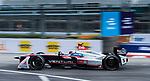 Maro Engel of Germany from Venturi Formula E Team on track at the Formula E Non-Qualifying Practice 3 during the FIA Formula E Hong Kong E-Prix Round 2 at the Central Harbourfront Circuit on 03 December 2017 in Hong Kong, Hong Kong. Photo by Marcio Rodrigo Machado / Power Sport Images