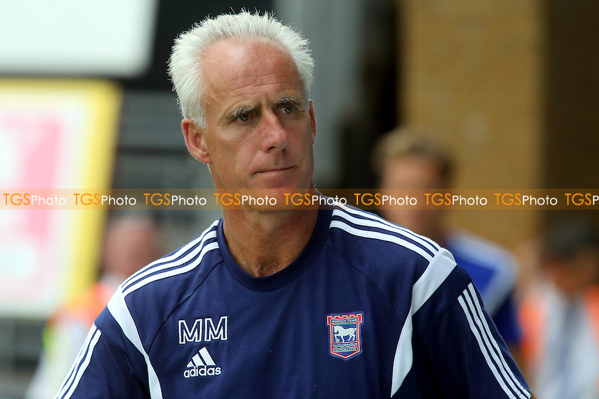 Ipswich Manager, Mick McCarthy - Gillingham vs Ipswich Town - Pre-Season Friendly Football Match at Priestfield Stadium, Gillingham, Kent - 26/07/14 - MANDATORY CREDIT: Paul Dennis/TGSPHOTO - Self billing applies where appropriate - contact@tgsphoto.co.uk - NO UNPAID USE
