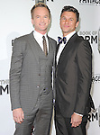 Neil Patrick Harris & David Burtka at The .Book of Mormon Opening Night held at The Pantages Theatre in Hollywood, California on September 12,2012                                                                               © 2012 Hollywood Press Agency