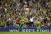 West Bromwich Albion's Matt Phillips celebrates scoring his sides first goal <br /> <br /> Photographer Mick Walker/CameraSport<br /> <br /> The EFL Sky Bet Championship - Nottingham Forest v West Bromwich Albion - Tuesday August 7th 2018 - The City Ground - Nottingham<br /> <br /> World Copyright &copy; 2018 CameraSport. All rights reserved. 43 Linden Ave. Countesthorpe. Leicester. England. LE8 5PG - Tel: +44 (0) 116 277 4147 - admin@camerasport.com - www.camerasport.com