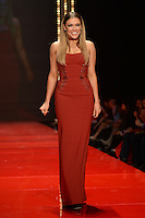 www.acepixs.com<br /> February 9, 2017  New York City<br /> <br /> Rachel Platten walks the runway at the American Heart Association's Go Red For Women Red Dress Collection 2017 presented by Macy's at Fashion Week at Hammerstein Ballroom on February 9, 2017 in New York City.<br /> <br /> Credit: Kristin Callahan/ACE Pictures<br /> <br /> <br /> Tel: 646 769 0430<br /> Email: info@acepixs.com
