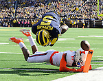 2016 Michigan football vs Illinois, 10-22-16