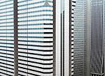 Modern skyscrapers in downtown Tokyo, Japan.
