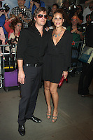 June 27, 2012  Rob Thomas and Marisol Thomas at the special screening of Universal Pictures' Savages at the SVA Theater in New York City. &copy; RW/MediaPunch Inc *NORTEPHOTO*COM*<br />