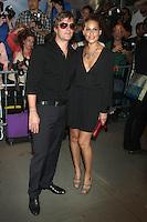 June 27, 2012  Rob Thomas and Marisol Thomas at the special screening of Universal Pictures' Savages at the SVA Theater in New York City. © RW/MediaPunch Inc *NORTEPHOTO*COM*<br /> **SOLO*VENTA*EN*MEXICO**<br /> **CREDITO*OBLIGATORIO** <br /> *No*Venta*A*Terceros*<br /> *No*Sale*So*third*<br /> *** No Se Permite Hacer Archivo**