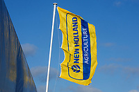 New Holland Flag<br /> &copy;Tim Scrivener Photographer 07850 303986<br /> ....Covering Agriculture In The UK....