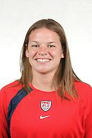 Melissa Hornfeck, U.S. Under 20 Women's National Team Training Camp, Home Depot Center, Carson, CA. May 24, 2005