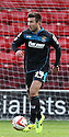 Michael Doughty of Stevenage (on loan from QPR)l<br />  - Walsall v Stevenage - Sky Bet League One - Banks's Stadium, Walsall - 19th October 2013. <br /> © Kevin Coleman 2013