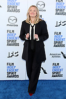 LOS ANGELES - FEB 8:  Elisabeth Moss at the 2020 Film Independent Spirit Awards at the Beach on February 8, 2020 in Santa Monica, CA
