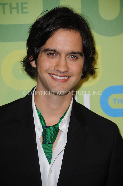 WWW.ACEPIXS.COM . . . . . ....May 21 2009, New York City....Actor Michael Steger arriving at the 2009 The CW Network UpFront at Madison Square Garden on May 21, 2009 in New York City.....Please byline: KRISTIN CALLAHAN - ACEPIXS.COM.. . . . . . ..Ace Pictures, Inc:  ..tel: (212) 243 8787 or (646) 769 0430..e-mail: info@acepixs.com..web: http://www.acepixs.com