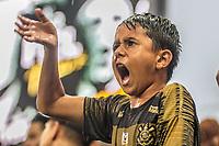 SÃO PAULO, SP, 26.01.2019 – CORINTHIANS-PONTE PRETA – Torcida do Corinthians durante partida contra Ponte Preta valido pela terceira rodada do Campeonato Paulista 2019, disputada na Arena Corinthians em São Paulo, na tarde deste sabado, 26 (Foto: Danilo Fernandes/Brazil Photo Press)