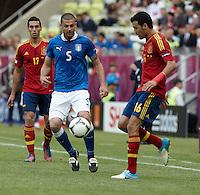 2012.06.10 EUROCOPA2012 FUTBOL,SPAINvs ITALI